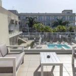 hotel piscina camere